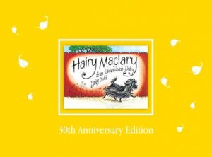Hairy Maclary From  Donaldson's Dairy (30th Anniversary Edition) by Lynley Dodd