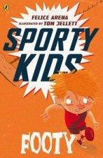 Sporty Kids Footy