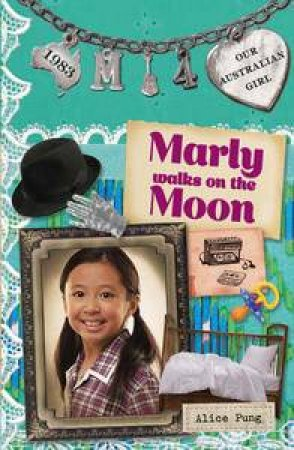 Our Australian Girl: Marly 04: Marly walks on the Moon