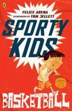 Sporty Kids Basketball