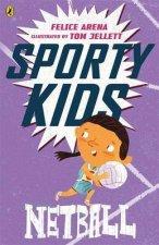 Sporty Kids Netball