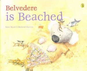 Belvedere At The Beach by Kate Ryan