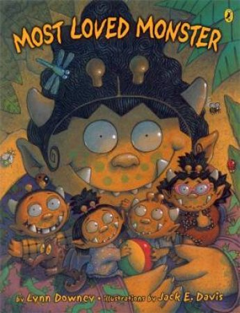 Most Loved Monster by Lynn Downey