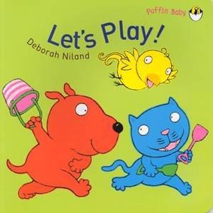 Let's Play by Deborah Niland