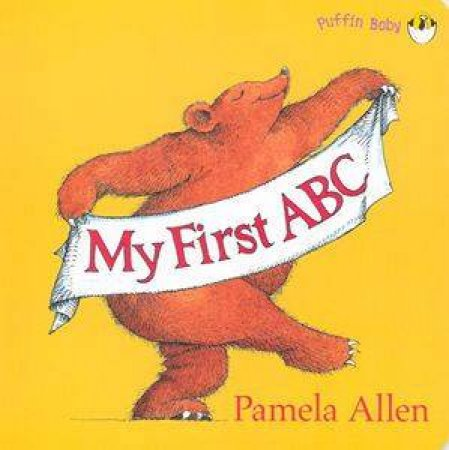 My First ABC by Pamela Allen