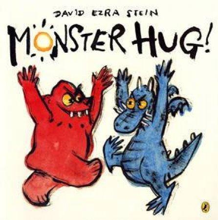 Monster Hug by David Ezra Stein