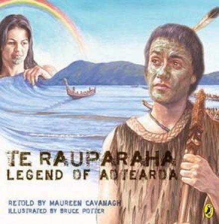 Te Rauparaha by Maureen Cavanagh