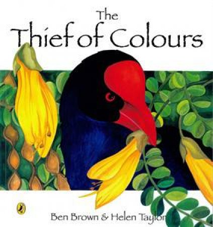 The Thief of Colours by Ben Brown
