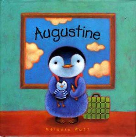 Augustine by Melanie Watt