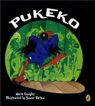 Pukeko by Marie Langley