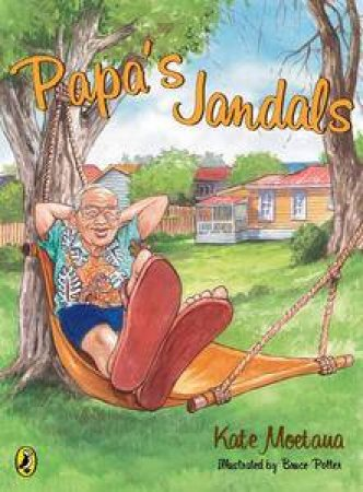 Papa's Jandals by Kate Moetaua