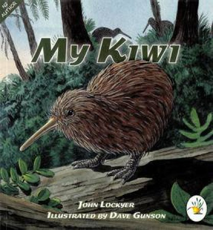 My Kiwi by John Lockyer