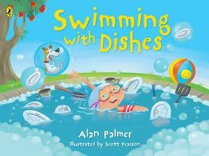 Swimming with Dishes by Alan Palmer