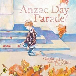 Anzac Day Parade by Glenda Kane