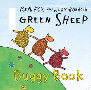 Green Sheep Buggy Book by Mem Fox