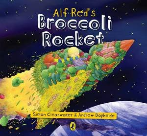 Alf Red's Broccoli Rocket by Simon Clearwater
