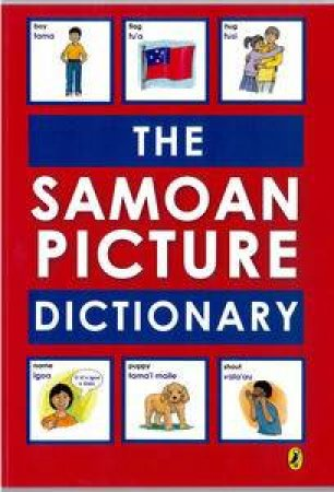 The Samoan Picture Dictionary by Various