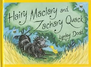 Hairy Maclary & Zachary Quack by Lynley Dodd