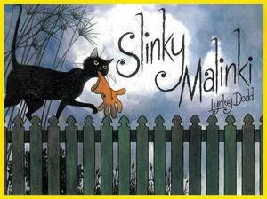 Slinky Malinki Board Book