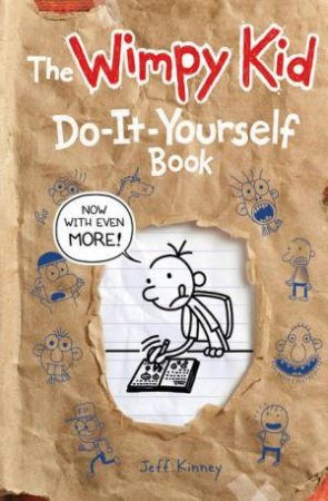Diary of a Wimpy Kid: Do-it-Yourself Book Volume 2