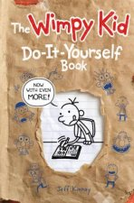 Diary of a Wimpy Kid DoitYourself Book Volume 2
