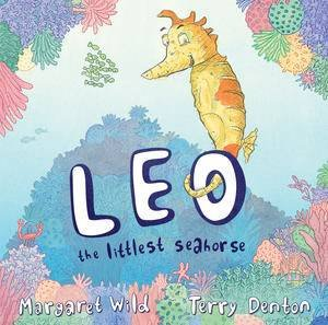 Leo the Littlest Seahorse