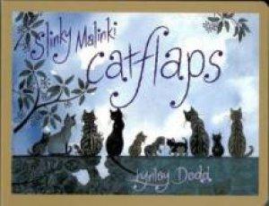 Slinky Malinki Catflaps by Lynley Dodd