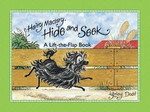 Hairy Maclary, Hide and Seek: A Lift the Flap Book