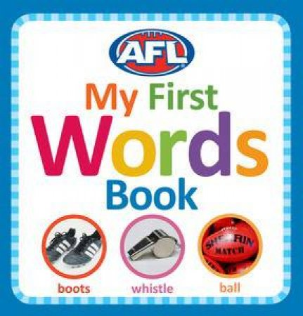 AFL First Words by Various