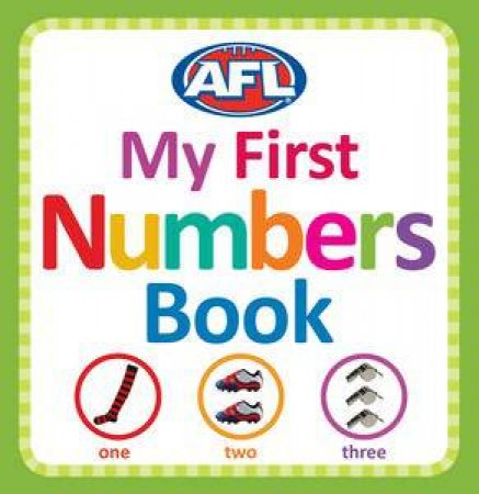AFL First Numbers by Various