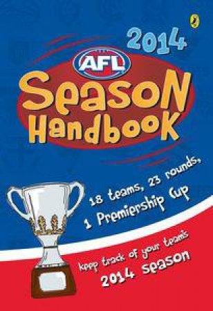 AFL: 2014 Season Handbook by Various