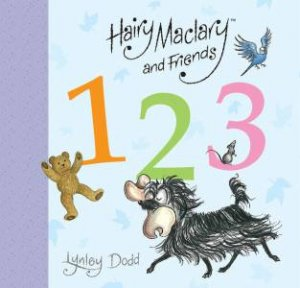 Hairy Maclary and Friends 123 by Lynley Dodd