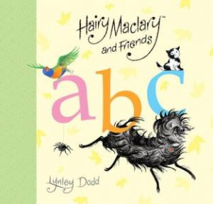 Hairy Maclary and Friends ABC by Lynley Dodd