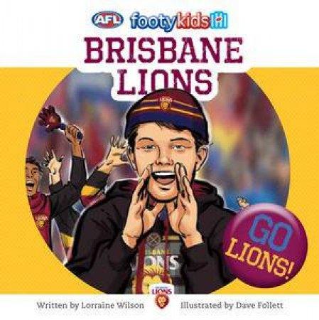 AFL: Footy Kids: Brisbane Lions
