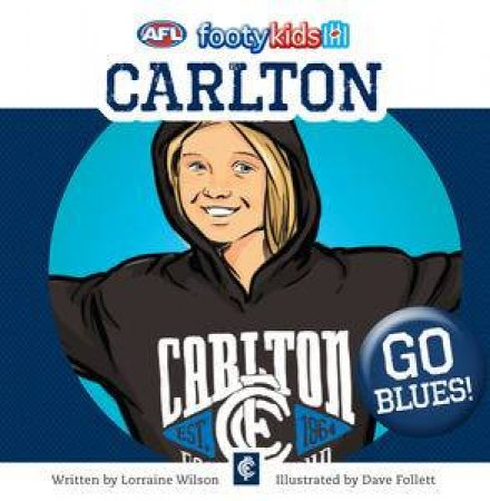 AFL: Footy Kids: Carlton