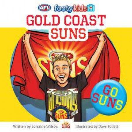 AFL: Footy Kids: Gold Coast Suns