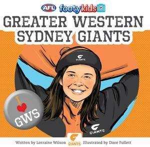 AFL: Footy Kids: Greater Western Sydney Giants