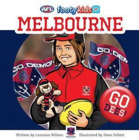 AFL: Footy Kids: Melbourne