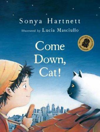 Come Down Cat!
