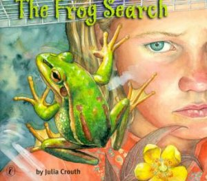 The Frog Search by Julia Crouth