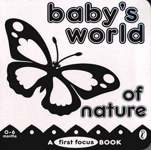 Baby's World Of Nature Board Book by Terry Fitzgibbon