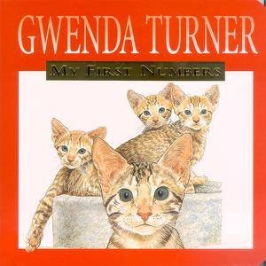 My First Numbers by Gwenda Turner