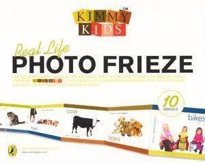 Kimmy Kids: Real Life Photo Frieze by Kent Kimberley
