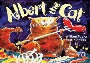 Albert The Cat by Ross Kinnaird