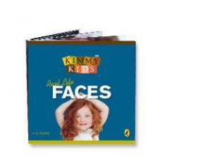 Kimmy Kids: Real Live Faces by Kimberley Kent