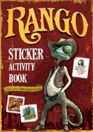 Rango: Sticker Activity Book by Various
