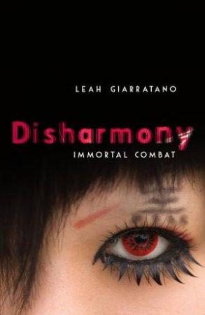 Immortal Combat by Leah Giarratano