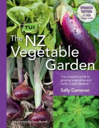 The Tui NZ Vegetable Garden Second Edition by Sally Cameron
