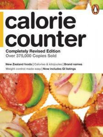 Calorie Counter: Completely Revised Edition by Anon