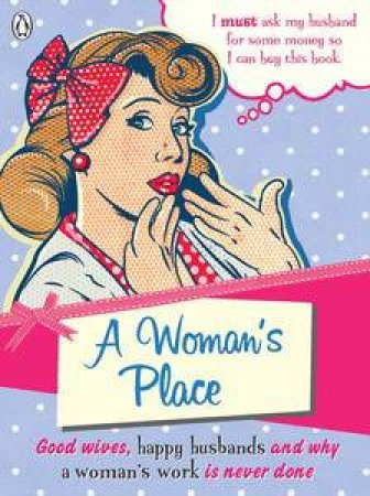 A Woman's Place by Yska Redmer